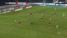 Yunus Mallı'dan Hannover 96'ya Fantastik Gol