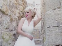 Mardinli Marilyn'in Klip Çekmesi