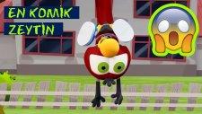 Limon ile Zeytin - Zeytin'in Çok Güleceğiniz Sahneleri | Çizgi Film