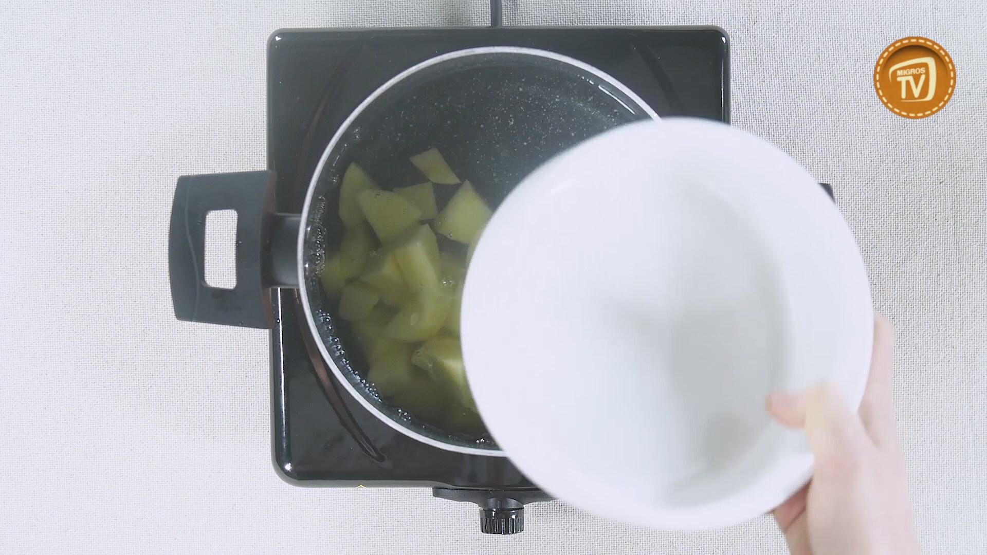 Patates Püresi Tarifi Videosu