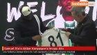 Samuel Eto'o Atiker Konyaspor'a İmzayı Attı