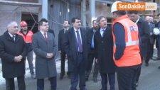 İstanbul Valisi Vasip Şahin'den Beyoğlu'na Ziyaret