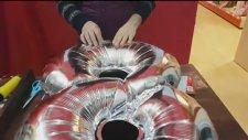 Rakam Folyo Balon Nasıl Şişirilir? Sayı Uçan Balon Yapımı - Rakam Balon İndirme
