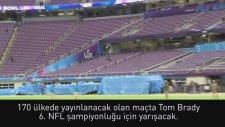 Süper Bowl Stadından İlk Görüntüler!