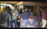 Güvenlik Şeridini Geçip Bomba İmha Ekibine Çay Servisi Yapan Çaycı