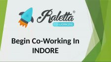 Coworking Space Indore