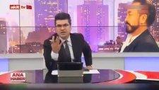 Masaya Vura Vura Adnan Oktar İçin Çağrıda Bulunan Akit Tv Spikeri