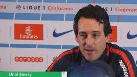 "Unai Emery: ""Lucas Moura Paris'te kayboldu"""