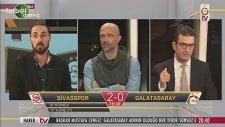 Eren Derdiyok'un Sivasspor'a Attığı Golde GS TV