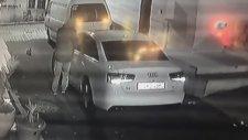Filmleri Sahnelerini Aratmayan Otomobil Hırsızlığı