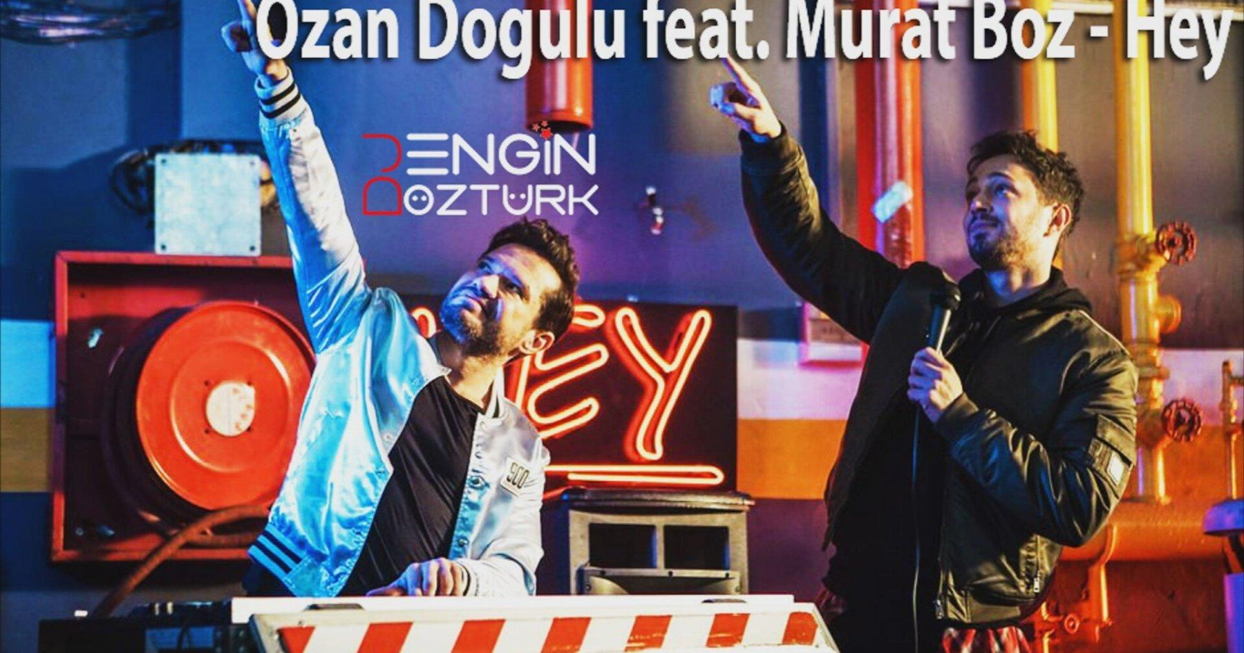 Murat Boz Hey Şarkı Sözü (Hey Hadi Durma Sözleri)