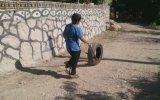 Tekerlek Sürme Oyunu Anıları Depreştirici Etkili
