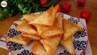 Çıtır Çıtır Patatesli Musakka Böreği