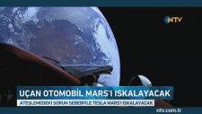 Elon Musk'ın Mars Hayalleri Yıkıldı