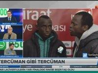 Giresunspor'un Siyahi Tercümanı