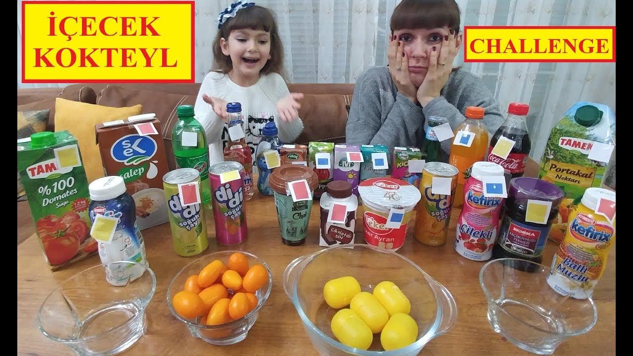 Meyveli Ayran Tarifi I Bebek ve Çocuk İçecekleri