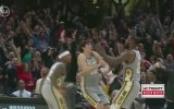 LeBron James'in Buzzer Beater Sonrası Cedi ile Chest Bump'ı