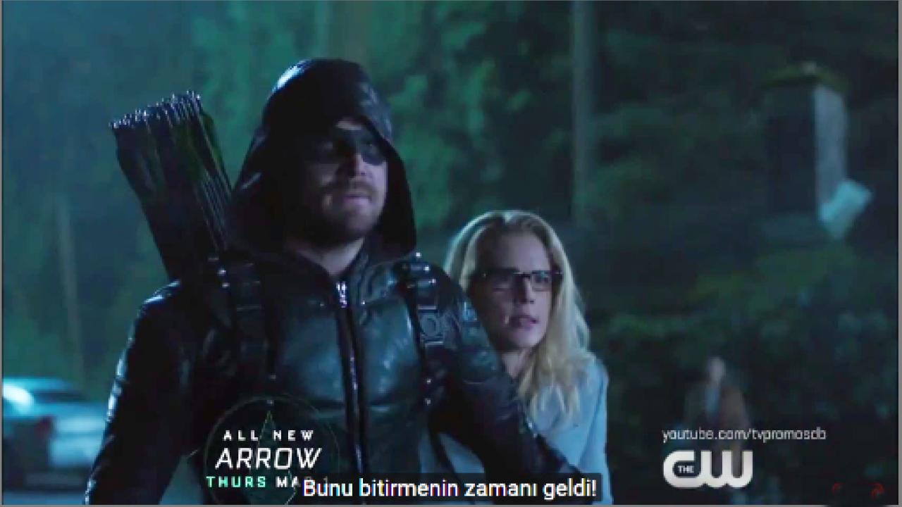 Arrow 6 Sezon 14 Bölüm Türkçe Altyazılı Fragmanı Izlesenecom