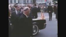 Cumhurbaşkanı Cevdet Sunay In Amerika Ziyareti 1967
