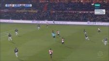 Fenerbahçelileri Kahreden Gol (Feyanoord 3-0 Groningen)