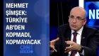 Mehmet Şimşek: Türkiye AB'den kopmadı, kopmayacak
