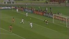 Rüştü Reçber - 2002 Fıfa Dünya Kupası