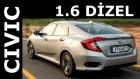 Test - Honda Civic Sedan 1.6 Dizel (2018)