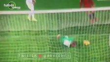 Cengiz Ünder'den Messi golü