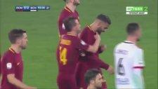 Cengiz Ünder'in 2 Gol Atıp 1 Asist Yaptığı Benevento Maçı (Roma 5-2 Benevento)