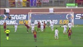 Cengiz Ünder'in Roma'da Golleri! 2 Gol Attı, 1 Asist Yaptı (Özet)