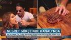 Nusret'in NBC'ye Konuk Olması
