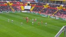 Robinho'nun Kayserispor'a Attığı Frikik Golü (Kayserispor 1-1 Sivasspor)