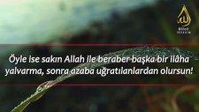 Şuara Suresi 176 227 - İdris Abkar | Surah Shu'ara - Idrees Abkar