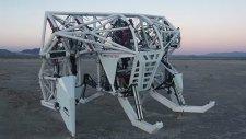 Teknoloji Severlere Özel 3,5 Tonluk Dev Robot