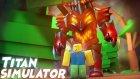 Titan Simulasyonu! - Roblox