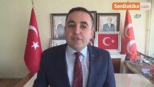 MHP İl Başkanı Çiçek: