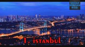 Türkiye'nin En Lüks 5 Şehri