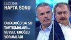 Ortadoğu'da Su Tartışmaları... Veysel Eroğlu Yorumladı - Hafta Sonu 11.02.2018 Pazar