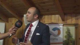 Weecomi Yönetim kurulu başkani Özkan Cibir Girişimcilikle alakali bir tv kanalina reportaji