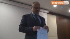 AK Parti İl Başkanı Mersinli'den Duygusal Konuşma