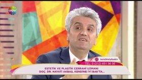 Doç. Dr. Hayati Akbaş - Burun ameliyatı olduktan sonra ikinci bir operasyon olunur mu?