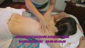 Incroyable massage naturiste Paris domicile