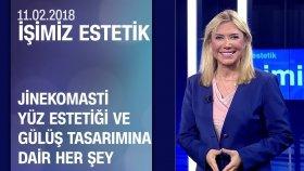Jinekomasti, Yüz Estetiği Ve Gülüş Tasarımına Dair Her Şey - İşimiz Estetik 11.02.2018 Pazar