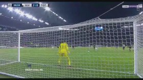 Juventus 2-2 Tottenham - Maç özeti izle (14 Şubat 2018)