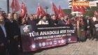 Memur- Sen İzmir'den Zeytin Dalı Harekatı'na Tam Destek