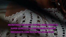 Monumental Massage Tantra Paris Domicile