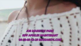 Super job Paris masseuse domicile sans expérience