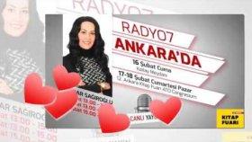 Venhar Sağıroğlu - Umut ÖZTÜRK 16-17-18 Şubat'ta Ankara 12. Kitap Fuarı'nda Sizlerle