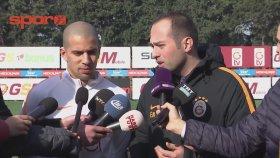 """Feghouli: """"İnşallah şampiyonluğa biz ulaşacağız"""""""