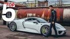 Porsche Top 5'e Baby Driver ile Geri Döndü